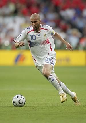 Adidas Predator Zidane 2006
